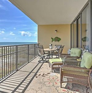 Beachfront Bliss On Dauphin Island With Pool Access! photos Exterior