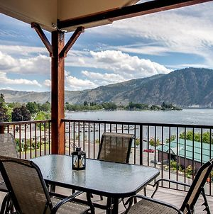 Bright Manson Condo With Pool And Lake Chelan Views! photos Exterior
