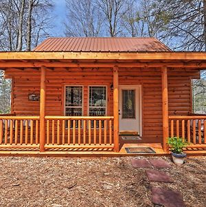 Secluded Roan Mountain Cabin With Deck And Hot Tub! photos Exterior