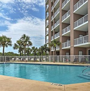 West Gulf Shores Condo With Ocean Views, Shared Pool! photos Exterior