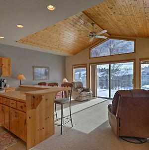 Cozy Bigfork Townhome With Expansive Deck And Views! photos Exterior