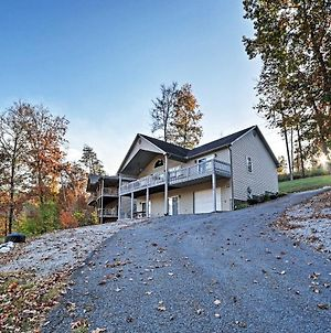 Caryville Home With Private Dock And Norris Lake Views! photos Exterior