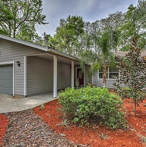 Waterfront Dunnellon Home With Private Dock & Lanai! photos Exterior