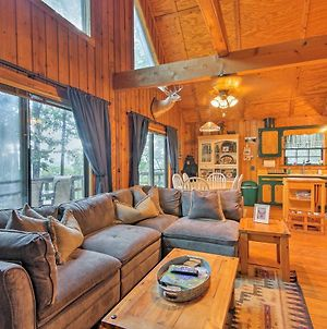 Enchanting Tiger Cabin With Deck And Forest And Mtn Views! photos Exterior
