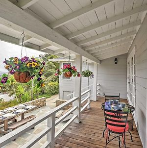 2Br Aptos Cottage With Deck & Views - 10 Min To Beach photos Exterior