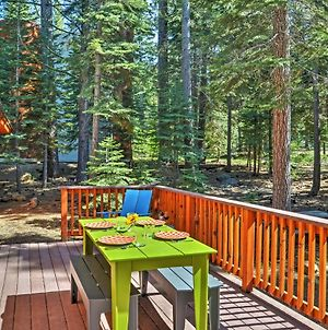 Cozy Truckee And Northstar Cabin With Den And Fireplace! photos Exterior