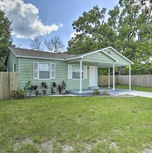 Pet-Friendly Tampa Home With Deck Less Than 3 Mi To Downtown! photos Exterior