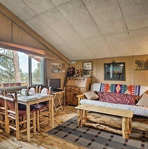 Cozy Cabin With Mtn Views 4 Mi To Nat'L Monument! photos Exterior