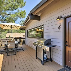 Sedona Getaway With Hot Tub, Deck, & Red Rock Views! photos Exterior