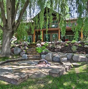 Rivers Edge Mtn Home Private Hot Tub And Views photos Exterior