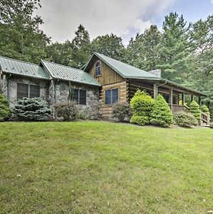 Creekside Berkeley Springs Cabin On 35 Acres! photos Exterior