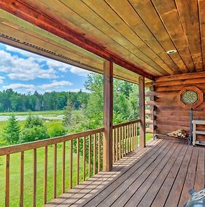 Jacksonville Cabin With Wraparound Deck & Views photos Exterior