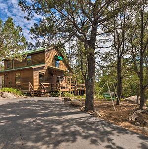 Alto Home With Mtn Views About 15 Mi To Ski Apache! photos Exterior