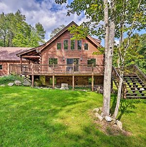 Private Chester Home With Deck, Mins To Skiing! photos Exterior