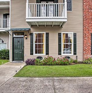 Updated Baton Rouge Townhouse About 2 Mi To Lsu! photos Exterior