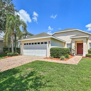Family Villa With Private Pool - 12 Mi To Disney photos Exterior