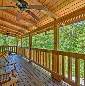 Andrews Cabin In Nantahala National Forest! photos Exterior