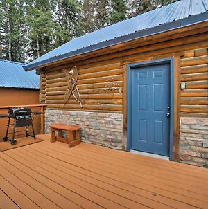 Soldotna Cabin With Essentials- 4 Mi To Fishing photos Exterior
