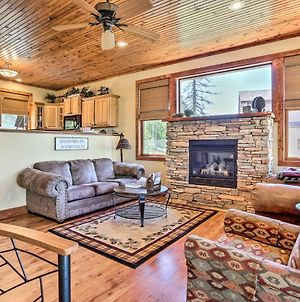 Cabin With Deck And Hot Tub, Half Mile To Terry Peak! photos Exterior