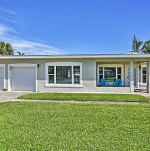 Satellite Beach Home With Grill - Walk To Beach! photos Exterior