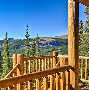 Grand Fairplay Cabin With Deck And Mountain Views photos Exterior