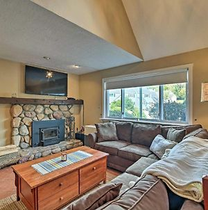 Condo With Deck And Grill Less Than 5 Miles To Loon Mountain! photos Exterior