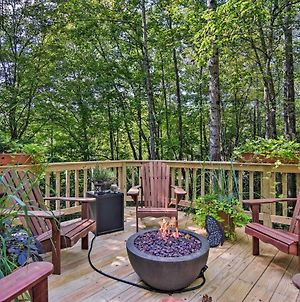 Cozy Hideaway With Grill And Firepit, 17Mi To Asheville photos Exterior