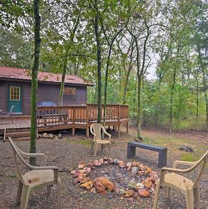 Hochatown Hideaway Hot Tub, Grill, Fire Pit photos Exterior