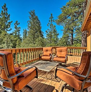 Pine Mountain Club Cottage With Wraparound Deck! photos Exterior