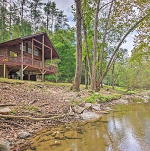 Creekside Weaverville Home-16 Mi To Asheville photos Exterior