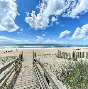 Emerald Isle Beach House, Steps To The Ocean! photos Exterior