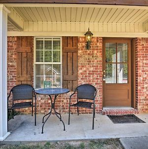 Charming Oxford Home ~1 Mi To Ole Miss Campus photos Exterior