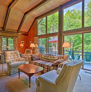 Thirteenth Lake Chalet With Deck, Walk To Water! photos Exterior