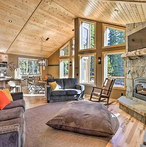 Modern Fairplay Cabin On 41 Private Acres! photos Exterior