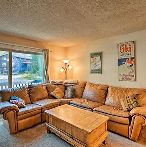 Alyeska Ski Condo With Views - Walk To Lift! photos Exterior