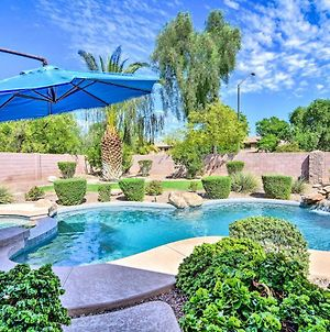 Tranquil Oasis With Fire Pit And Bar About 1 Mi To Santan! photos Exterior