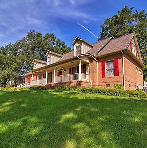 Large Knoxville Home ~10 Mi To Market Square! photos Exterior