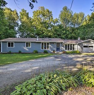 Sister Bay Home With Fire Pit, Walk To Beach & Town! photos Exterior