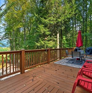Hilltop Andrews Log Cabin With Game Room And Views photos Exterior