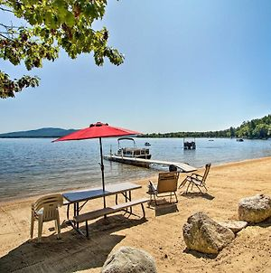 Center Ossipee Pet-Friendly Cottage With Dock! photos Exterior