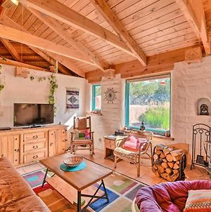 Eclectic Adobe Crestone Cottage With Patio&Yard! photos Exterior