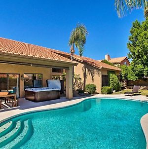 Expansive Home W/Pool+Deck By Tpc Scottsdale! photos Exterior