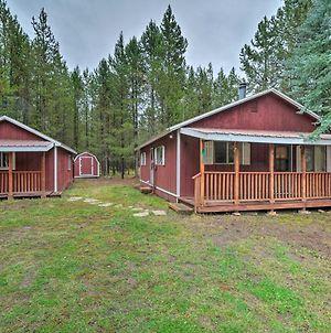 2 Cozy Cabins With Snowmobile Parking Near The Lake! photos Exterior