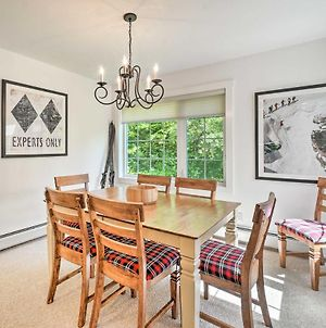 West Dover Townhouse With Deck, Grill And Amenities! photos Exterior