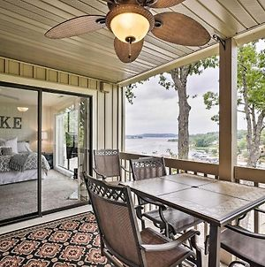 Osage Beach Condo With View, Pool & Lake Access photos Exterior