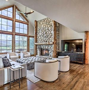 Mtn Home With Hot Tub - By Beaver Creek And Vail! photos Exterior
