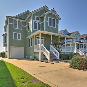 Manteo Waterfront Resort Home With 30-Ft Dock! photos Exterior