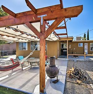 5Mi To Ntl Park From Joshua Tree Home With Patio photos Exterior