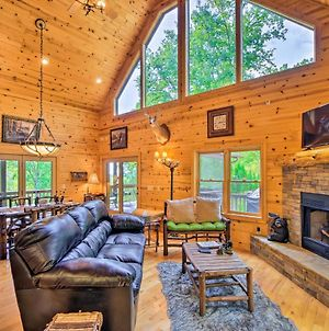 Murphy Mountain Home - Game Room, Porch, Views photos Exterior