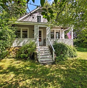 Charlestown Home With Porch & Waterfront View! photos Exterior
